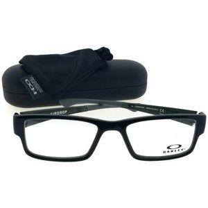 OX8046-05 Unisex Green Frame Eyeglasses